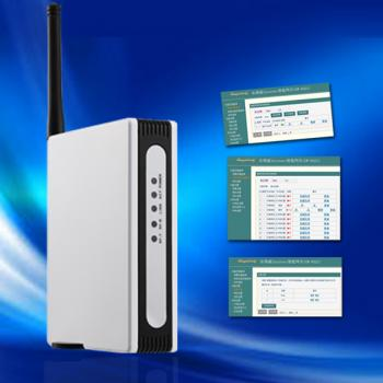Smart RF Internet Gateway LSX9321